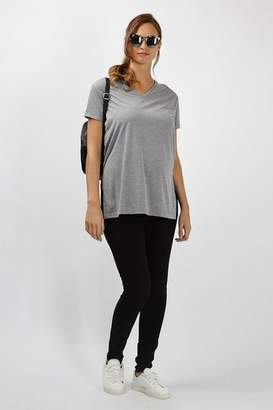Topshop **Maternity Under the Bump Leigh Jeans