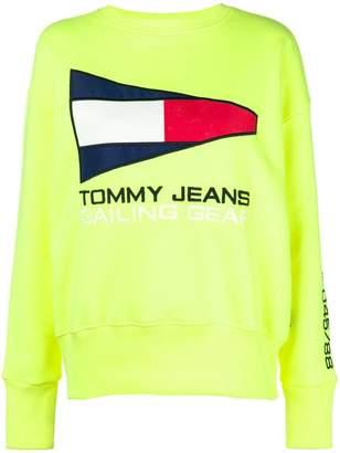 Tommy Jeans Sailing Gear logo sweatshirt