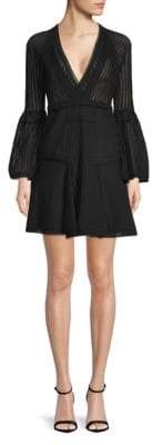 IRO Gwen Bell Sleeve Dress