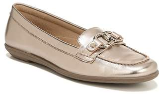 Naturalizer Ainsley Metallic Loafer - Wide Width Available