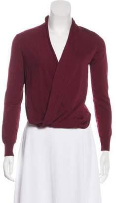 Jean Paul Gaultier Long Sleeve Wool Top