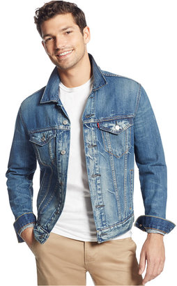 Levi's Men's Denim Trucker Jacket $89.50 thestylecure.com