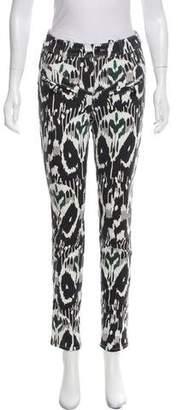 Isabel Marant Mid-Rise Jeans