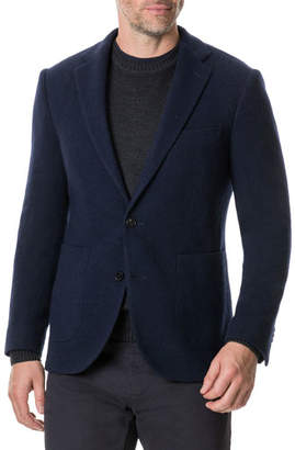Rodd & Gunn Men's Maud Island Wool Two-Button Jacket