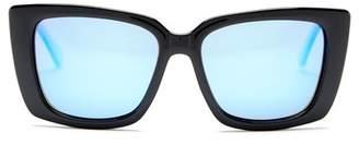 Joe's Jeans 54mm Squared Sunglasses
