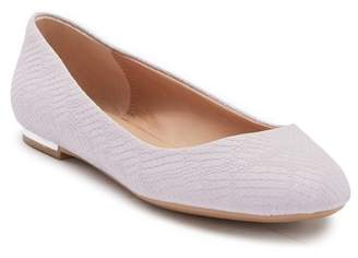 Call it SPRING Uladollan Embossed Ballet Flat