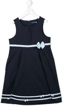 Mikihouse Miki House bow detail dress