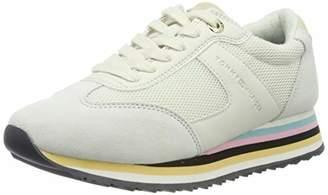 cd0ad5c39 Tommy Hilfiger Women s Tommy Stripe Retro Sneaker Trainers