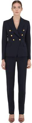 Tagliatore Lined Cady Suit