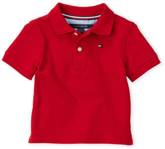 Tommy Hilfiger Infant Boys) Red Ivy Polo