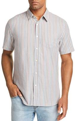 Jachs NY Short-Sleeve Striped Regular Fit Shirt