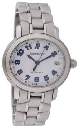Audemars Piguet Millenary Automatic Watch white Millenary Automatic Watch