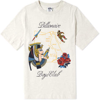 Billionaire Boys Club Souvenir Map Tee