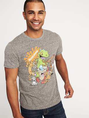 Old Navy Nickelodeon Graphic Tee for Men