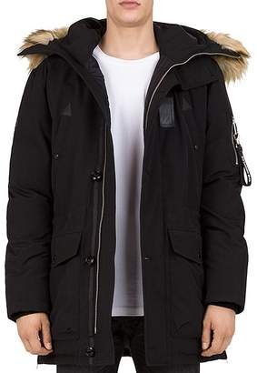 The Kooples Puffa Parka Jacket