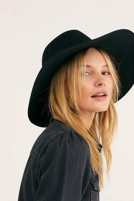 Sloan Wide Brim Felt Hat