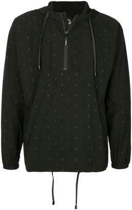 The Upside arrow print hoodie