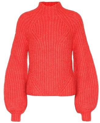 Ulla Johnson Micha alpaca-blend turtleneck sweater