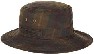 Stetson Atkins Waxed Cotton Bucket Hat