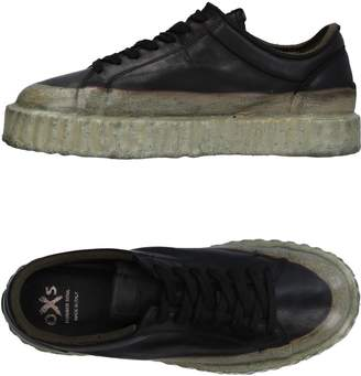 O.x.s. RUBBER SOUL Low-tops & sneakers - Item 11457592PI