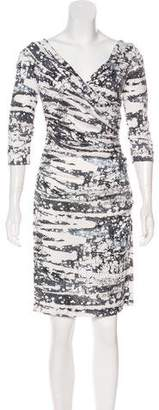 Diane von Furstenberg Knee-Length Bodycon Dress w/ Tags