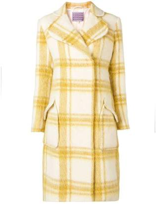 ALEXACHUNG Alexa Chung belted double-breasted coat