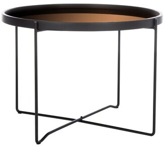 Safavieh Ruby Medium Round Tray Top Accent Table