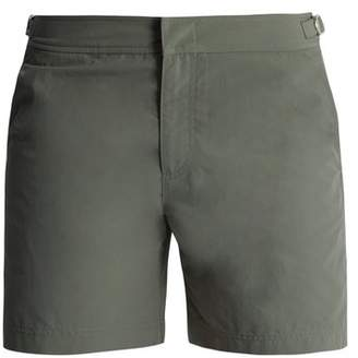 Orlebar Brown - Bulldog Mid Length Swim Shorts - Mens - Grey