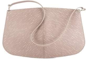 Louis Vuitton Lilac Epi Leather Demi Lune Pochette Bag (Pre Owned)