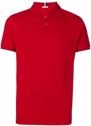 Moncler plain polo shirt