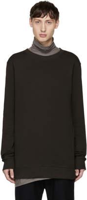 Damir Doma Green Wei Sweatshirt
