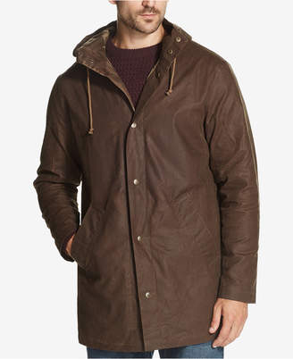 Weatherproof Vintage Men Wax Cotton Rain Coat