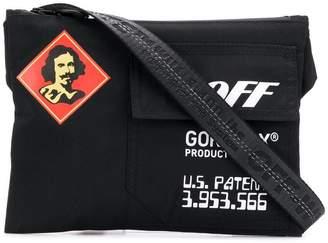 Off-White x Gore Tex flat pouch