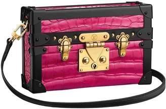 Louis Vuitton Crocodile handbag