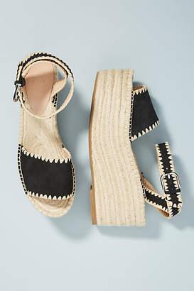 Pour La Victoire Rian Wedge Sandals