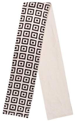 Tory Burch Woven Printed Scarf