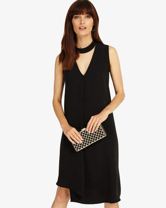 Phase Eight Taylor Pleat Front Dress