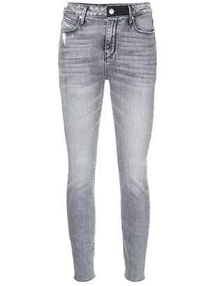 RtA Madrid Raw Hem Skinny Jeans