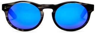 Cat Eye AQS Benni 49mm Rounded Sunglasses