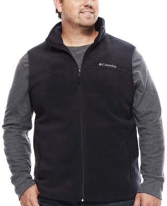 Columbia Flattop Ridge Fleece Vest - Big & Tall
