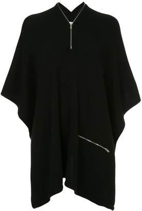 Sonia Rykiel oversized cashmere poncho