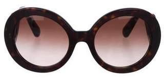 c05b86a44d75 Prada Baroque Sunglasses - ShopStyle