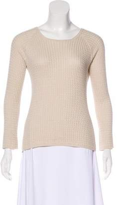 The Row Knit Long Sleeve Sweater