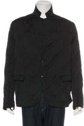 Lanvin Quilted Sport Coat