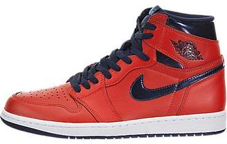 Nike Men's Air Jordan 1 Ko High Og High-Top Canvas Fashion Sneaker - 9.5M