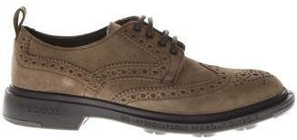 Pezzol 1951 Brown Leather Derby Shoes