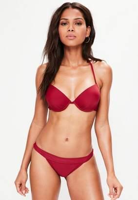 Missguided Underwired Push Up Bikini Top - Mix & Match