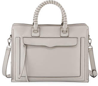 Rebecca Minkoff Bree Large Top Zip Satchel Bag