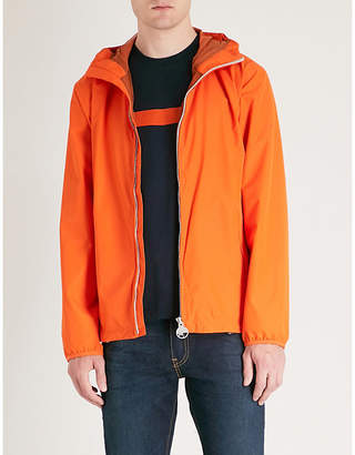 Barbour Oulton hooded shell jacket