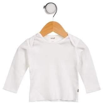 Oeuf Boys' Long Sleeve Lightweight Shirt
